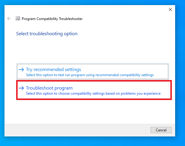 Troubleshooting Chrome compatibility