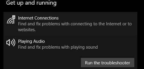 How to Troubleshoot Playing Audio