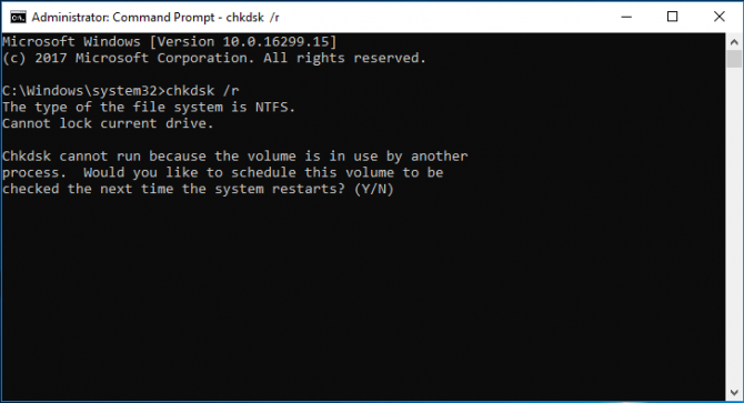 How to Run CHKDSK Scan