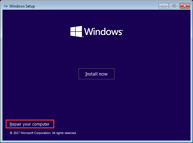 How to Repair Your Computer With Windows Boot Disc