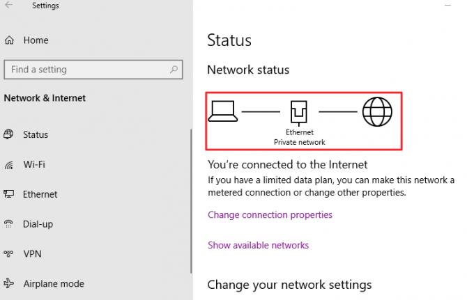 How to Find Network Name - SSID