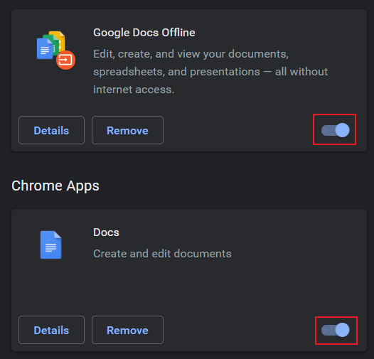How to Disable Google Chrome Extensions