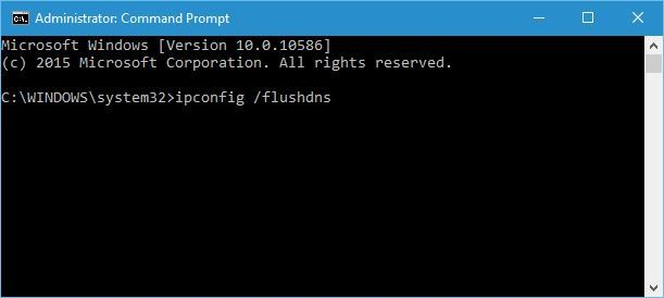 How to Flush DNS - Command in CMD
