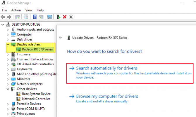 How to Update Drivers from Device Manager - Automatically